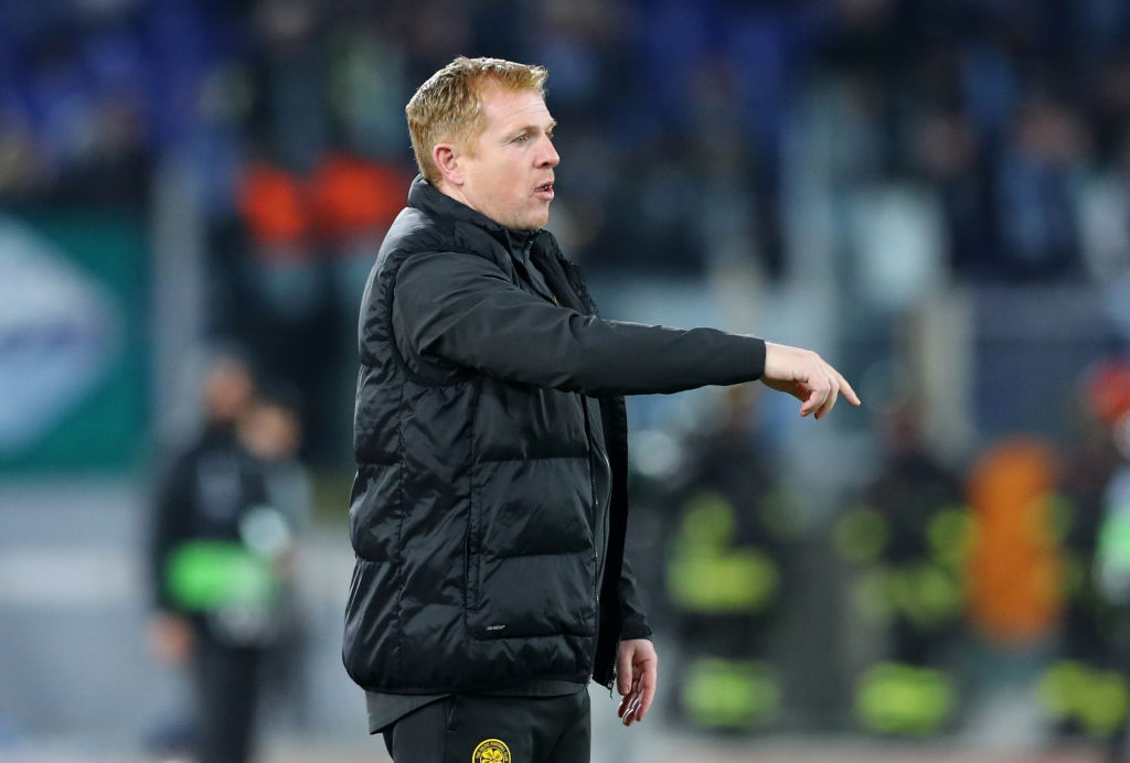 When will Neil Lennon's Celtic return?