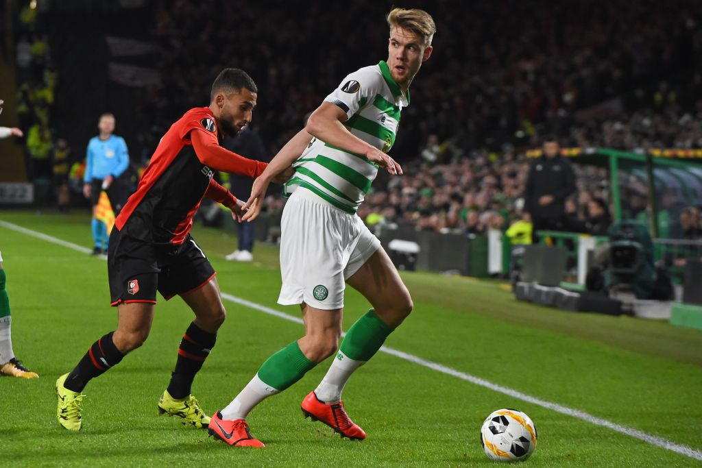 '10 seconds later': Derek McInnes was left stunned by sight of Celtic youngster at Pittodrie
