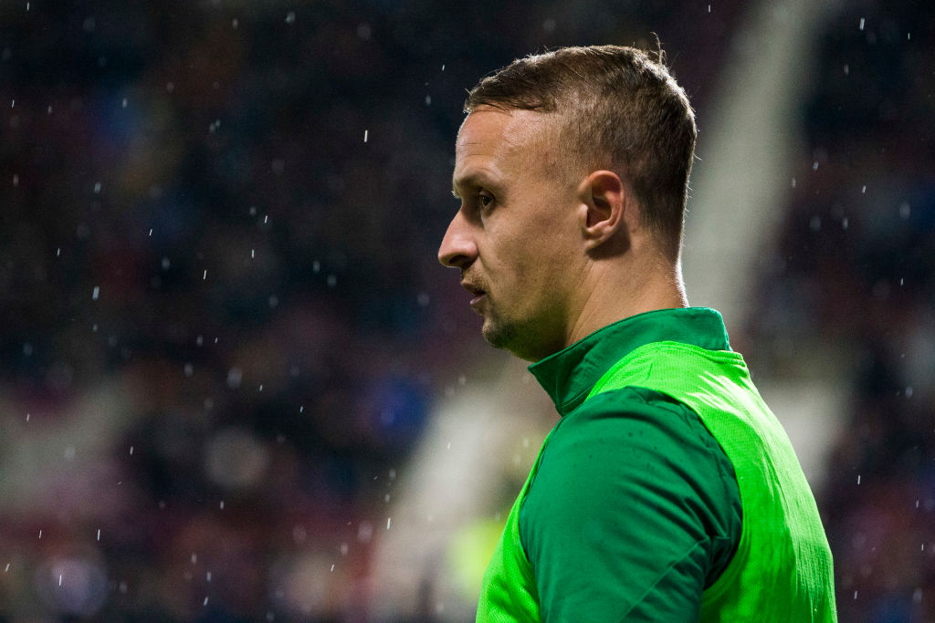 Griffiths missed out in Denmark