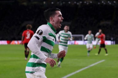 Former Celtic winger Lewis Morgan