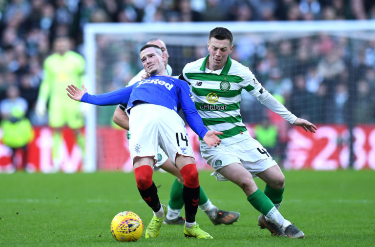 Callum McGregor has chance to be Celtic captain after Copenhagen game.