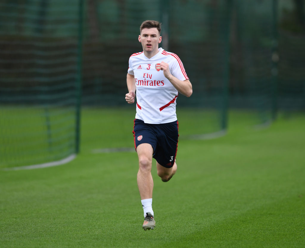 Tierney steps up his recovery