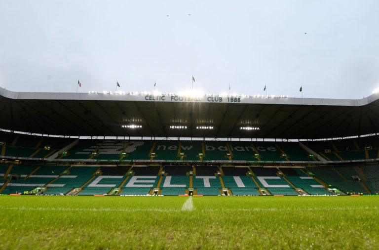 Vegan food will come to Celtic Park