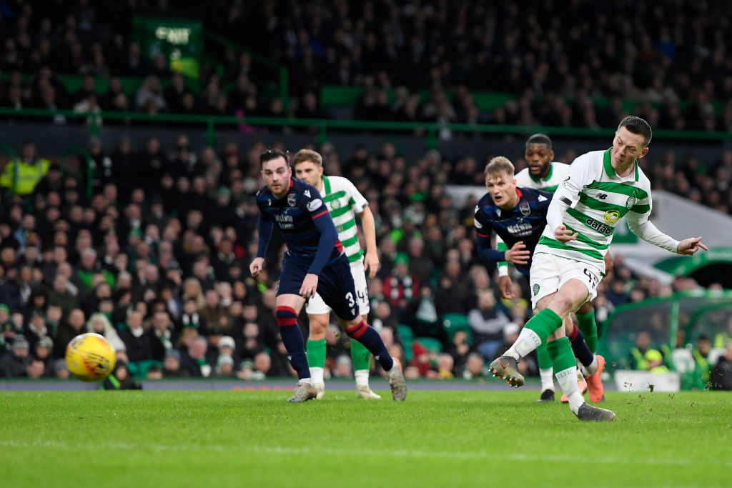 Celtic face County after the break