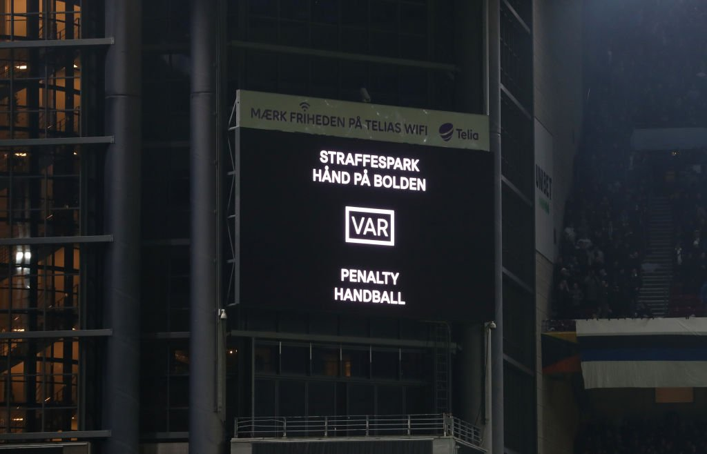 VAR ruled against Celtic