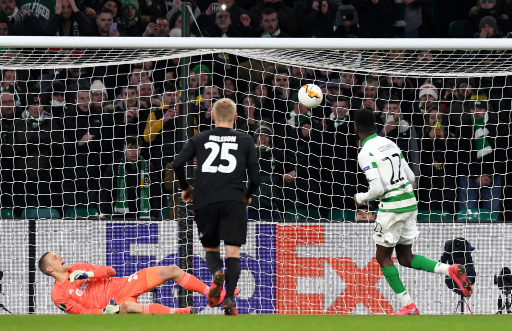 Our View: Edouard's post penalty act adds to Celtic woe