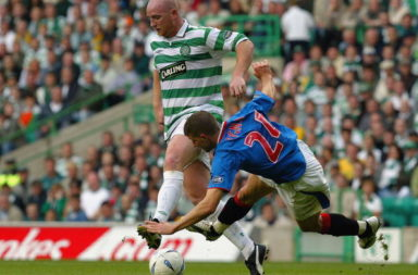 Former Celtic striker John Hartson is backing the club to win the league.