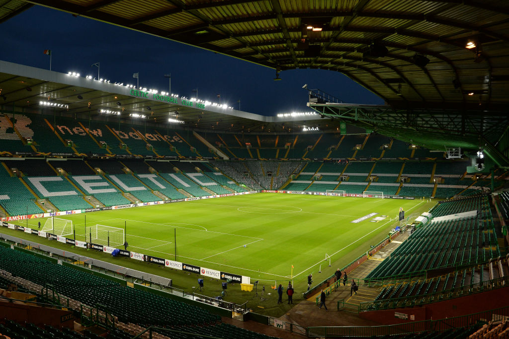 Celtic Park is getting its fear factor back