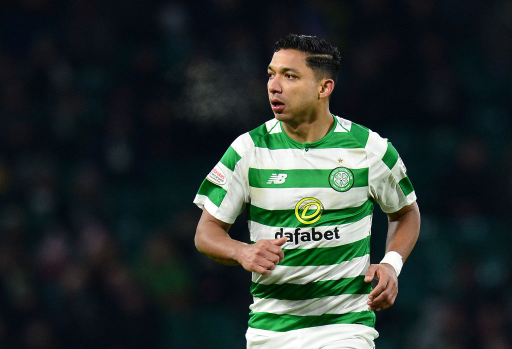 Izaguirre was a real fans favourite at Celtic