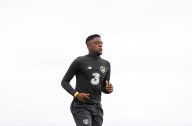Celtic's on-loan Jonathan Afolabi