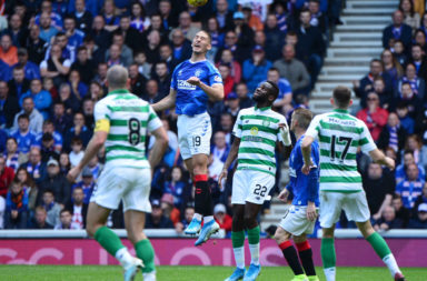 Nikola Katic vs Celtic