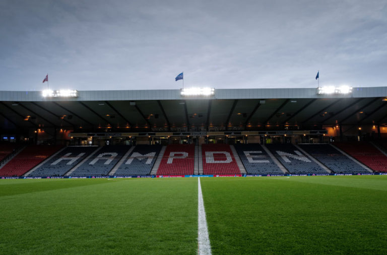 General view of Hampden