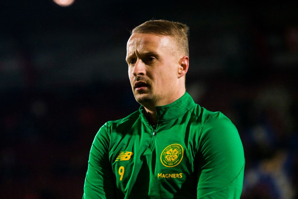 Griffiths was on Friday media duties