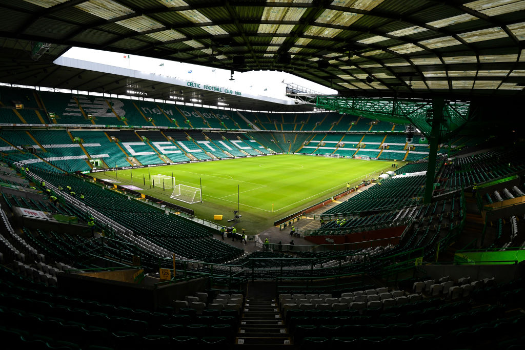 Could we see games played at an empty Celtic Park?
