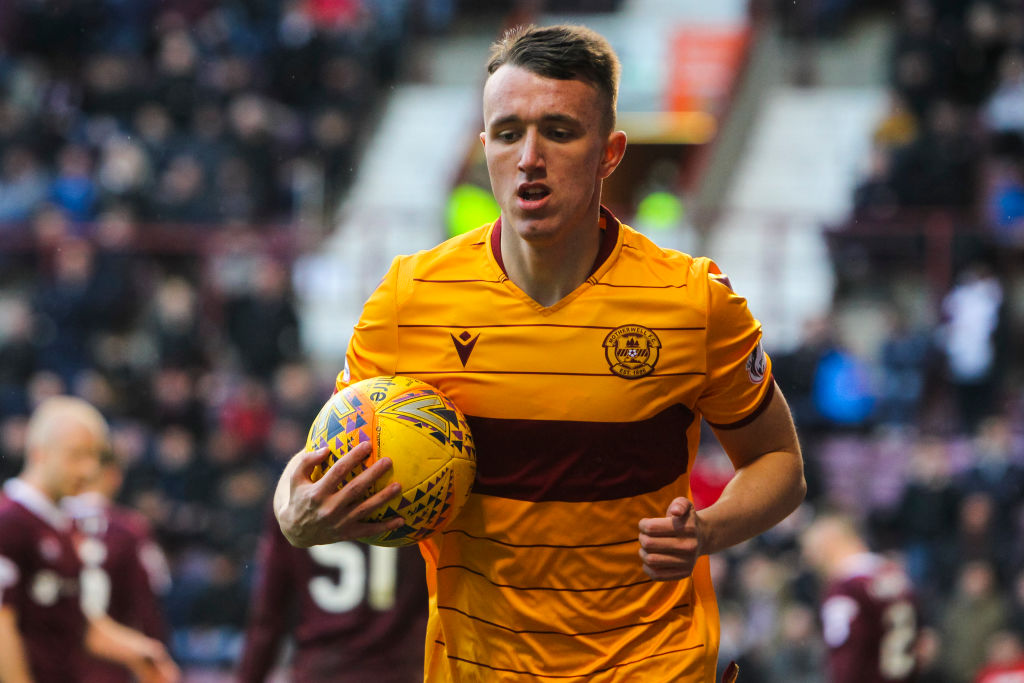 Celtic signed David Turnbull on Thursday