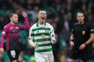 Celtic were in ruthless form yesterday
