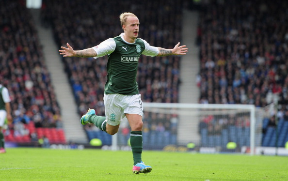 McPake knows Griffiths from his Hibs days