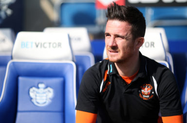 Barry Ferguson, agrees with Peter Lawwell over null and void scenario