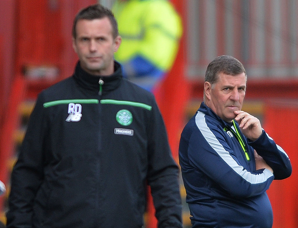 Former Celtic striker Mark McGhee has say on Eddie Howe