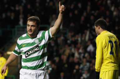 Shaun Maloney, Celtic's best player in season 2005-06