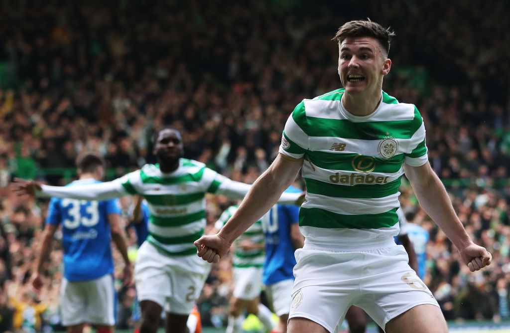 Tierney was also loved at Celtic