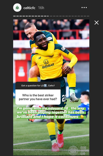Griffiths Edouard Instagram