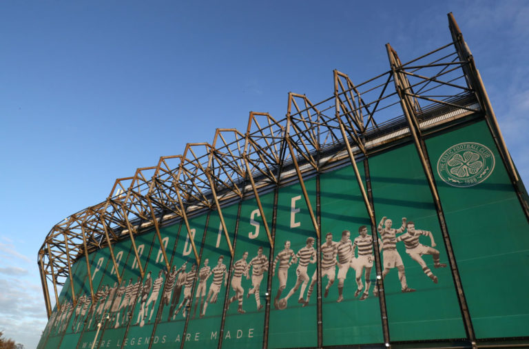 When will football return to Celtic Park?