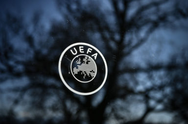 UEFA headquarters in Nyon, Switzerland