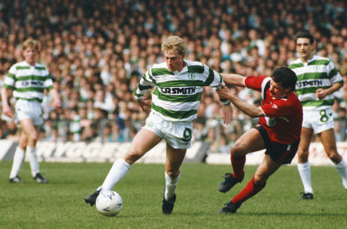 Former Celtic star Frank McAvennie