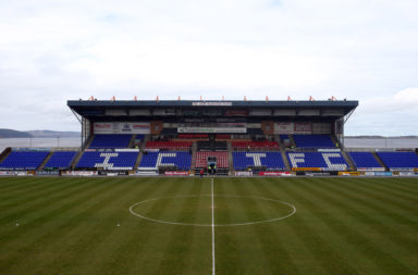 Inverness Caledonian Thistle are not happy with the SPFL