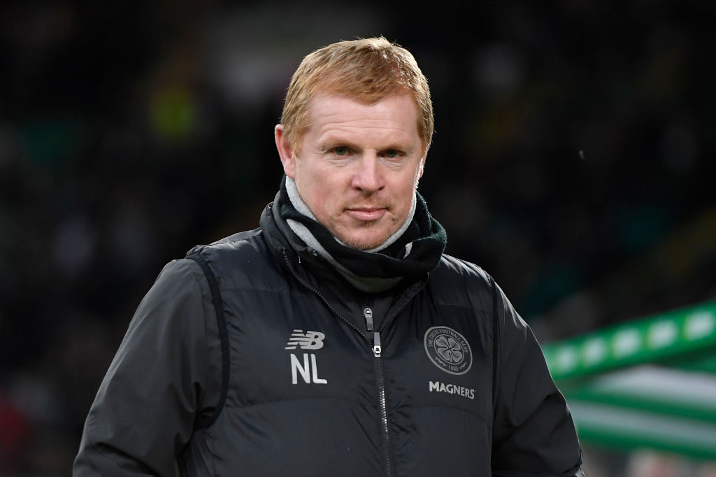Celtic boss Neil Lennon will be delighted