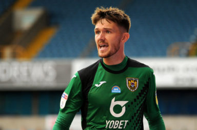 Reported Celtic target Freddie Woodman in action for Swansea City