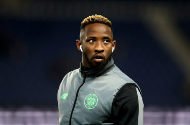 Celtic will play against Moussa Dembele in Lyon