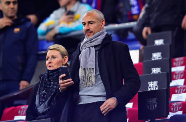 Henrik Larsson has a new job at Barcelona