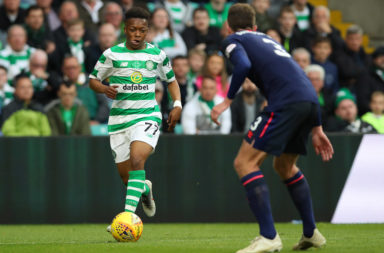 Karamoko Dembele looked to improve his game during lay-off