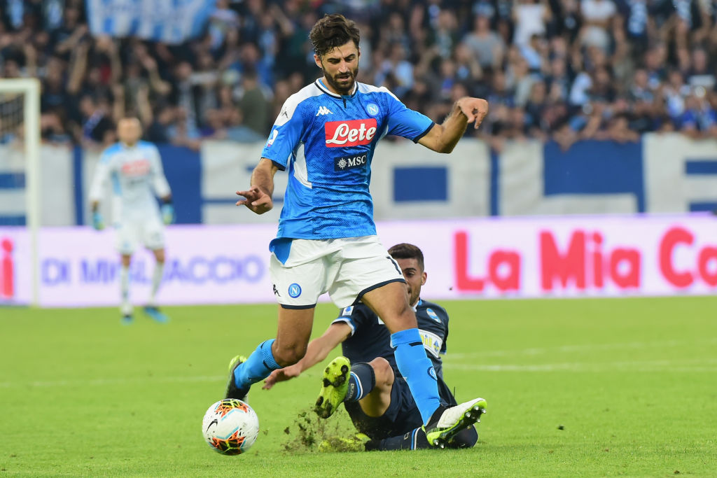 Report: Celtic turned down chance to sign Napoli centre-back ...