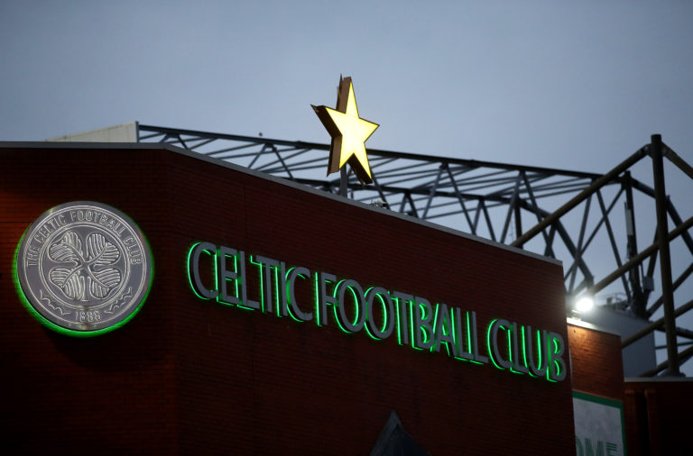 Exterior of Celtic Park