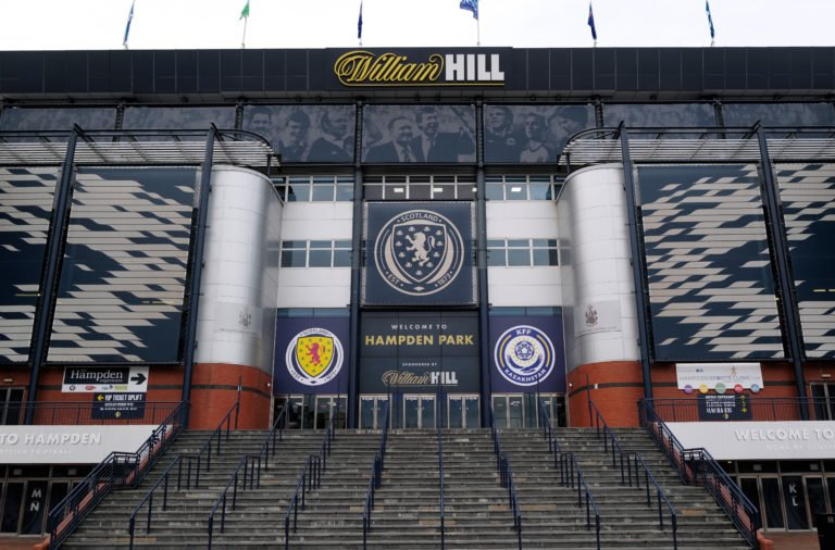 St Mirren will have their appeal heard at Hampden today