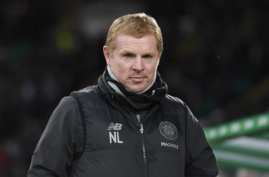 Neil Lennon as Celtic manager