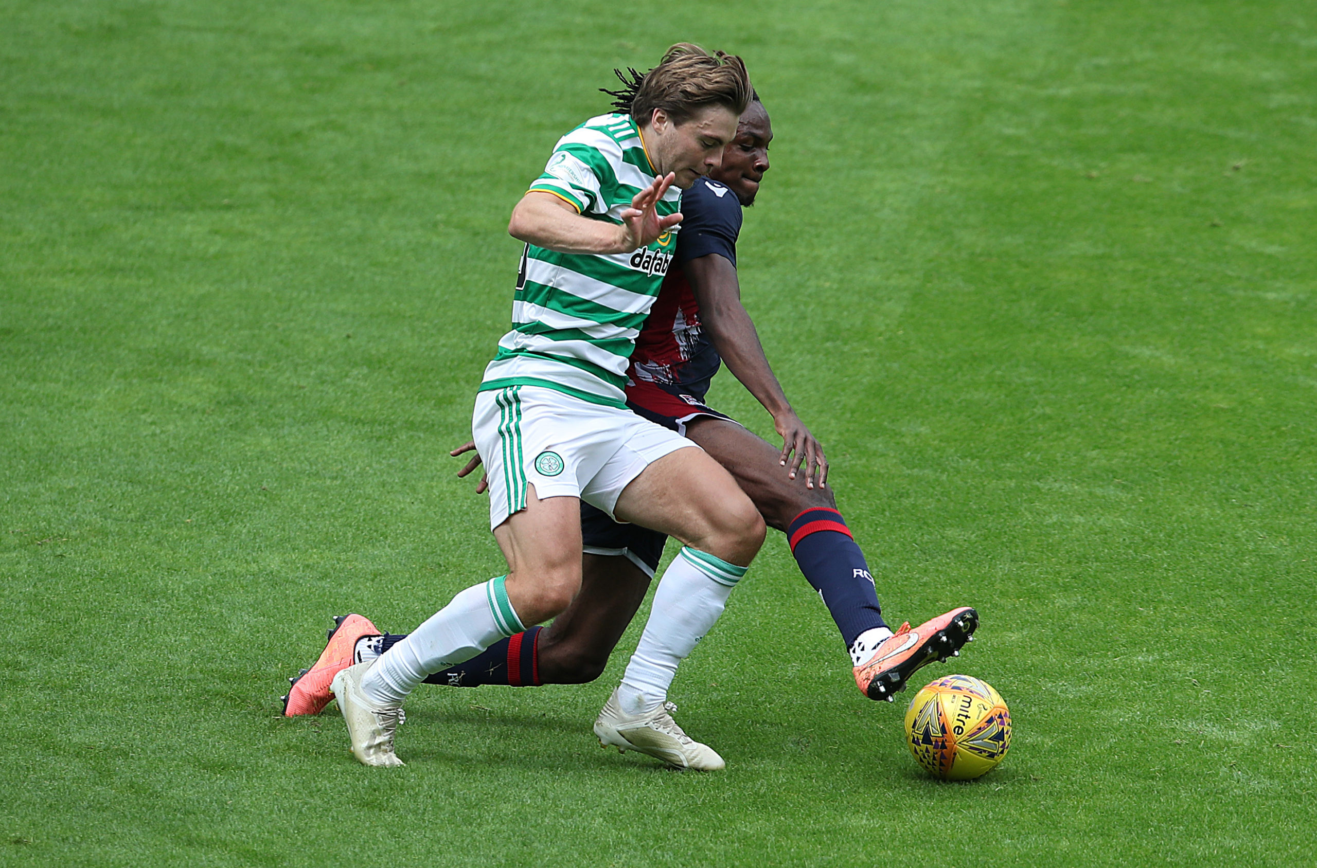 Lennon performs U-Turn on want away Celtic players