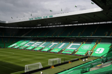 Celtic Park in the age of pandemic