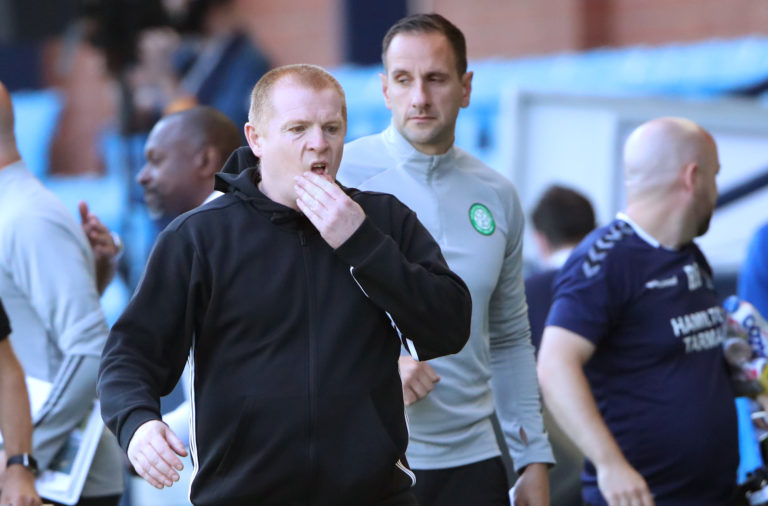 Neil Lennon knows how important the game is to Celtic