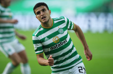 Celtic star Mohamed Elyounoussi
