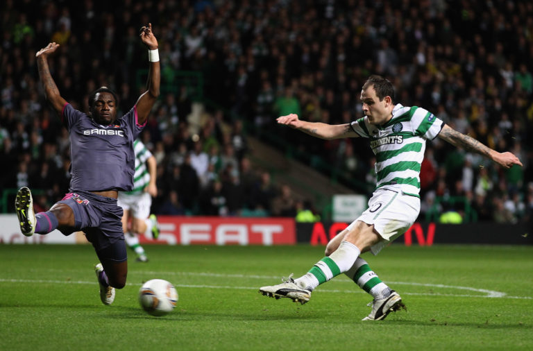 Former Celtic star Anthony Stokes