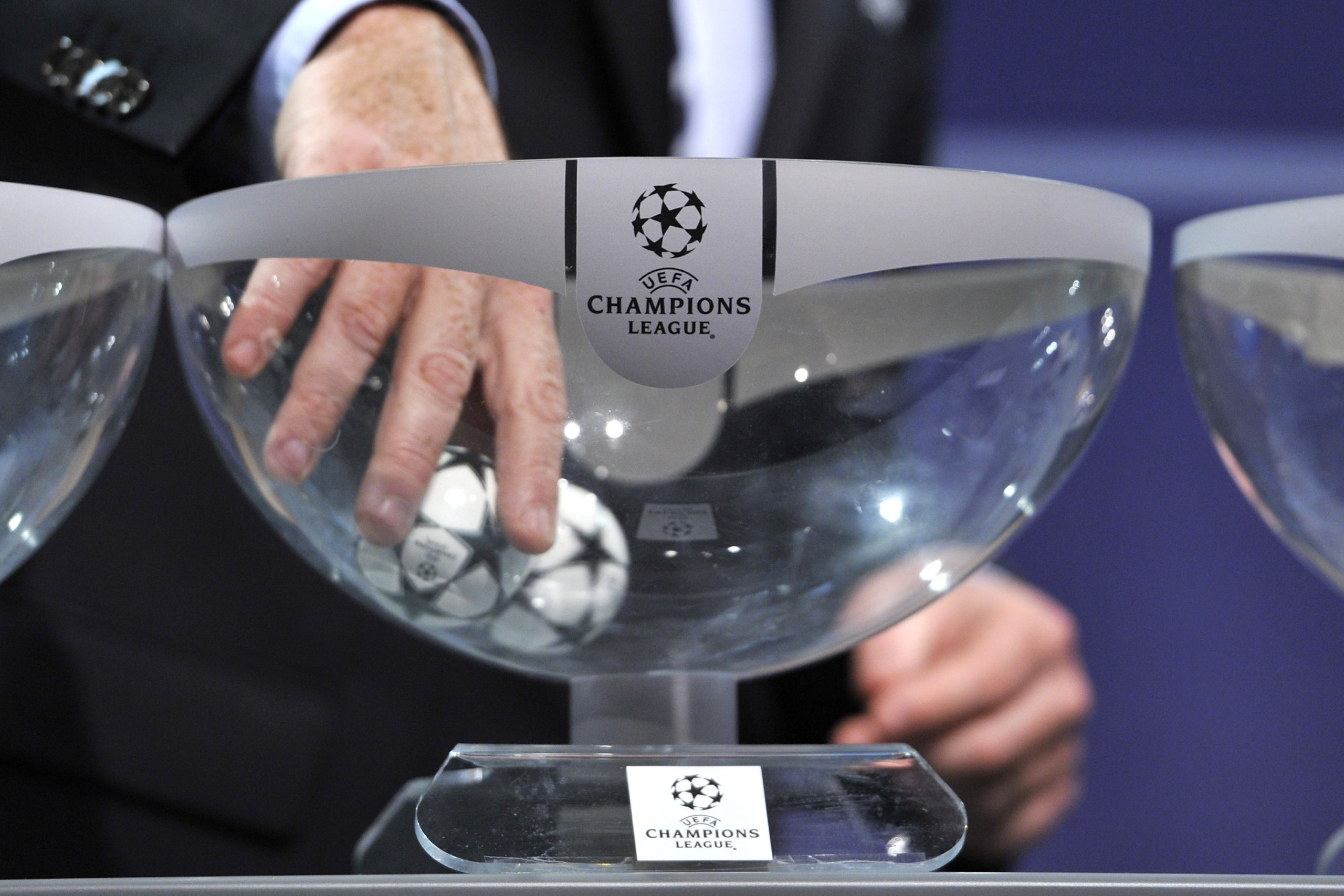 The Champions League groups will one day involve Celtic again