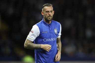 Fletcher in action for Sheffield Wednesday