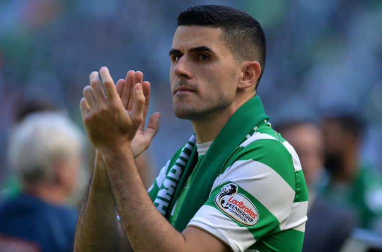 Rogic could be used in potential Duffy move