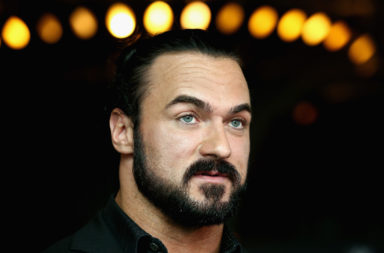 WWE Champion Drew McIntyre has been speaking about Celtic