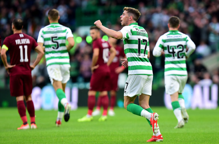 Ryan Christie struck against Sarajevo last season