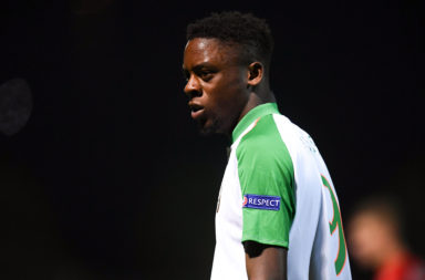 Jonathan Afolabi is one of Celtic's long-term projects